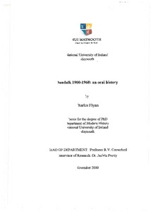 Oral history phd thesis