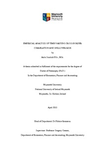 risk management phd thesis GIV